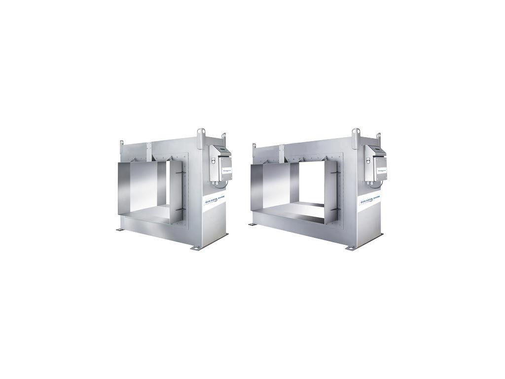 Rectangular / Square Aperture Metal Detector